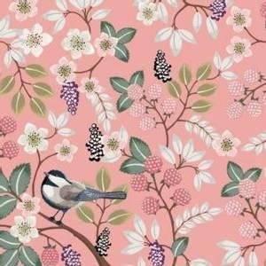 Bilde av Jersey Mia med fugler Rosa